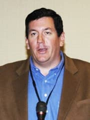 Brad Enzi, vice president, North American Power Group.