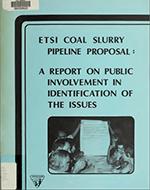 Etsi Coal Slurry Pipeline Proposal