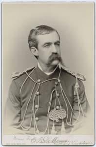 Mt. Doane was named in honor of Capt. Gustavus Cheyney Doane.