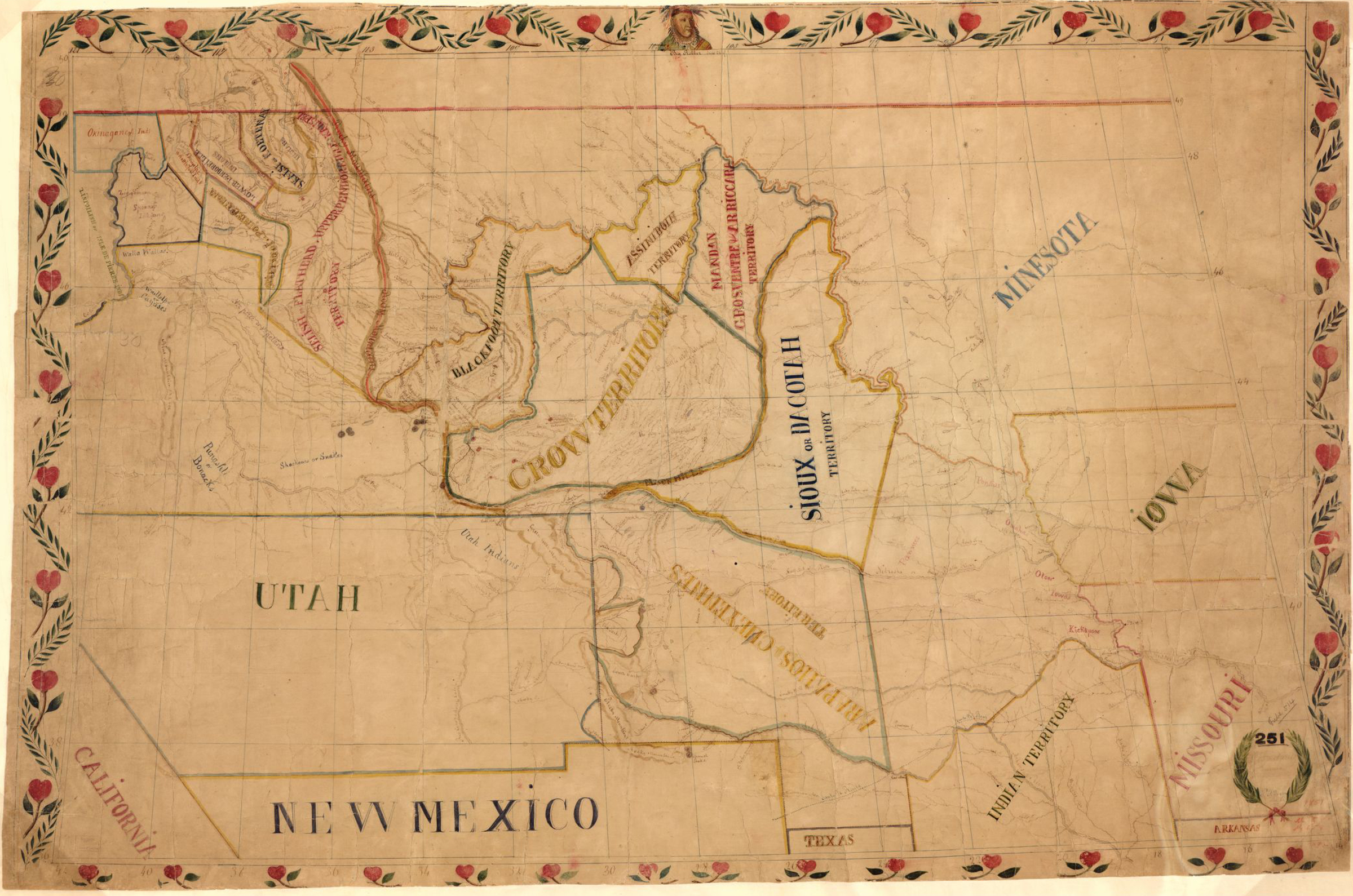 Indian Reservations Wyoming