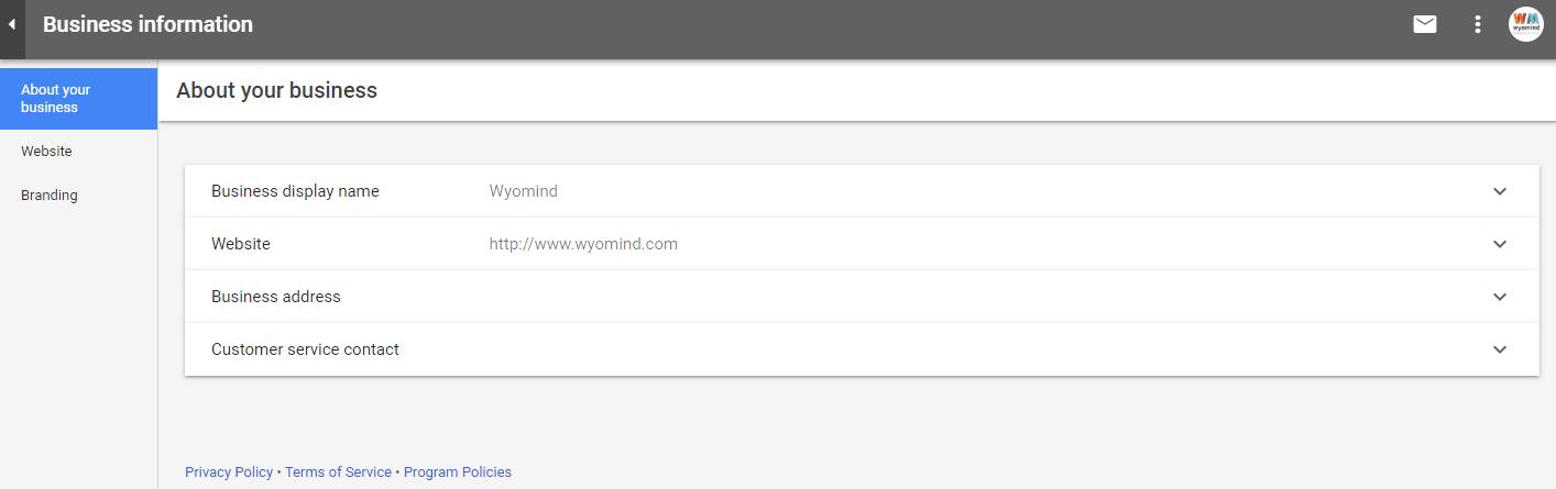 pour commencer toutes les erreurs relatives a l url sont dues au fait que vous n ayez pas mentionne l url de votre site dans votre compte