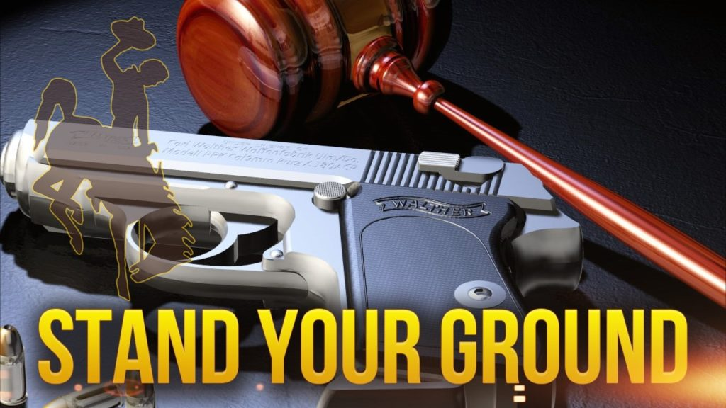 Stand-Your-Ground Hearing on Tuesday!