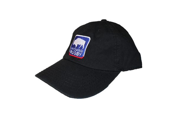 Wyoming Rugby Dad Hat