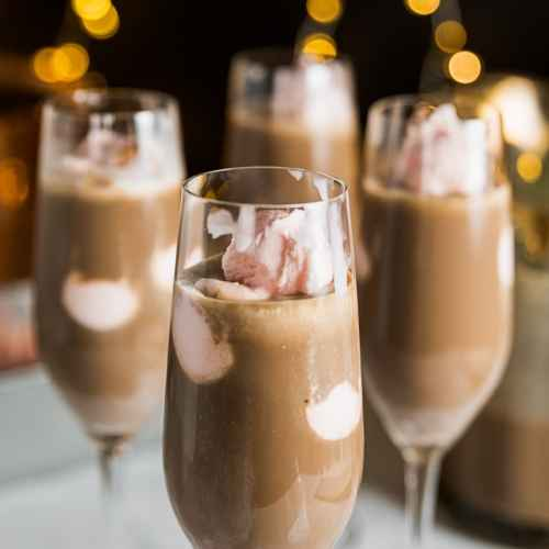 Peppermint Chocolate Coffee Cooler   Wyse Guide