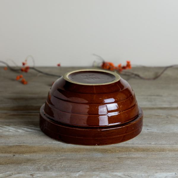 "9"" Stoneware Kitchen Bowl   Wyse Guide"