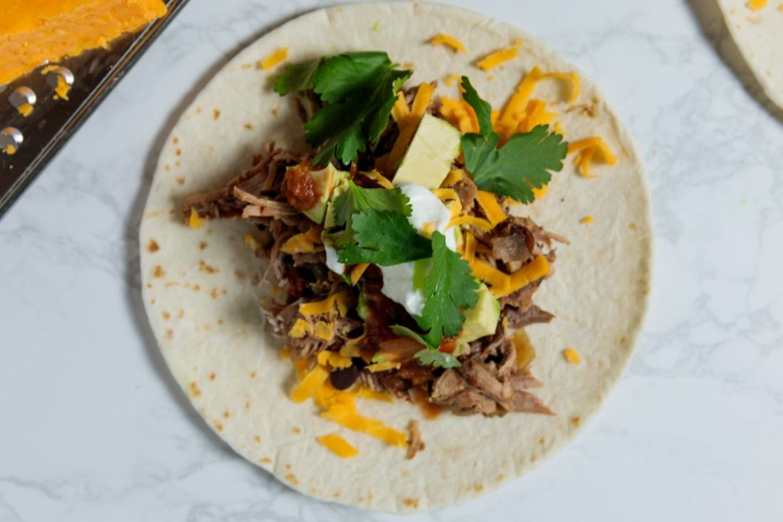 Slow Cooker Carnitas Tacos | Wyse Guide