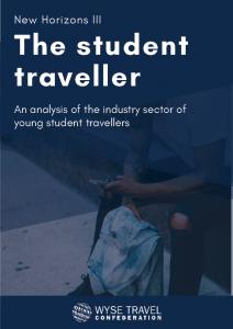 New Horizons III: The Student Traveller