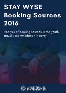 STAY WYSE Booking Sources Report 2016