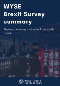 WYSE Brexit Survey summary