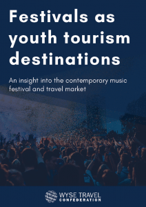 New WYSE Research Report: Festivals as Youth Tourism Destinations