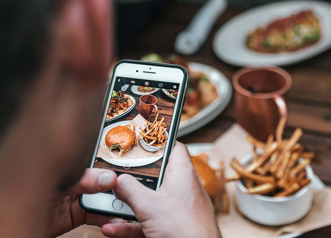 Restaurant réseau social wysifood