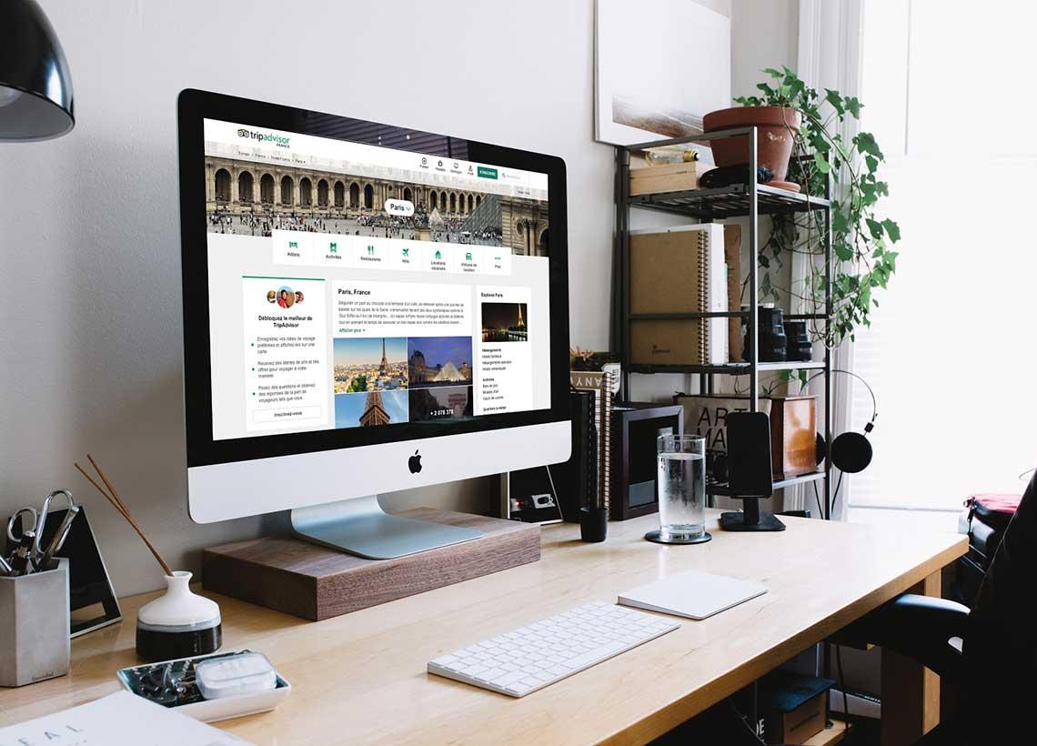 Installe tripAdvisor sur son site Internet restaurant
