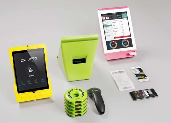 Partenaire Cashpad - Wysifood