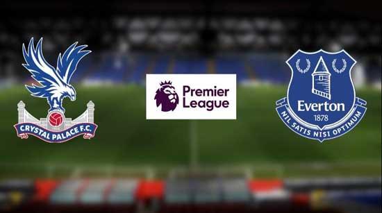 Prediksi Crystal Palace vs Everton 18 November 2017