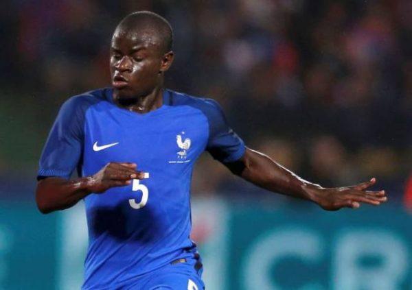 Gelandang Prancis Menjadi Pemain Terbaik Di Piala Dunia