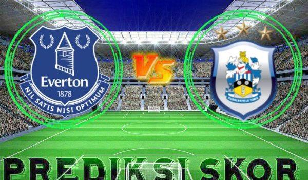 Prediksi Everton vs Huddersfield Town 01 Desember 2017