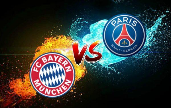 Prediksi Skor Bayern Munchen vs PSG 06 Desember 2017