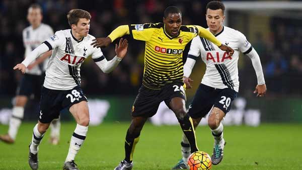 Prediksi Skor Watford vs Tottenham Hotspur 01 Desember 2017