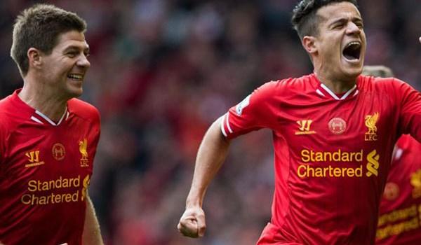 Liverpool Kehilangan Pesepakbola Fantastis Coutinho Ungkap Gerrard