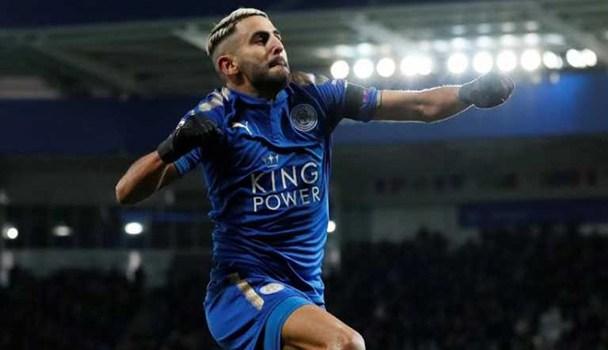 Riyad Mahrez Minta Ijin Untuk Tinggalkan Leicester City
