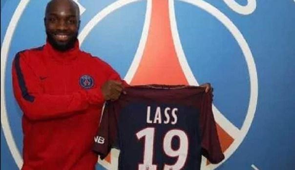 PSG Resmi Rekrut Mantan Real Madrid Lassana Diarra