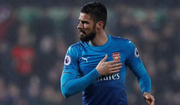 Olivier Giroud Ucapkan Selamat Tinggal pada Fans Arsenal