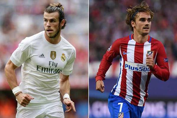 Man United Yakin Akan Boyong Bale Griezmann atau Dybala