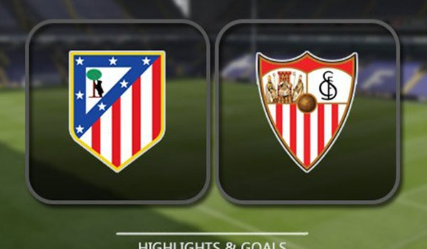 Prediksi Pertandingan Sepakbola Atletico Madrid VS Sevilla