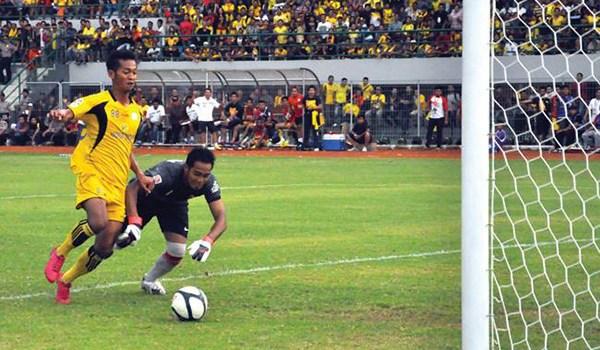 Preview Pertandingan Sepakbola Mitra Kukar VS Barito Putera