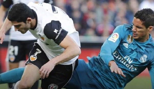 Real Madrid Kehilangan Raphael Varane Jelang Hadapi PSG