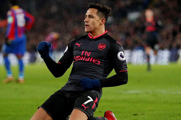 Calon Pemain Yang Menggantikan Alexis Sanchez di Arsenal