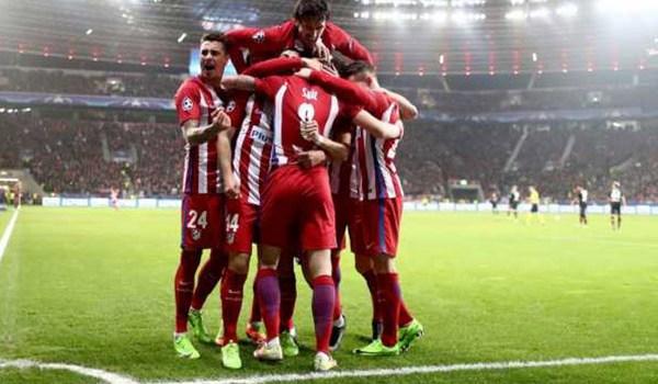 Laporan Pertandingan Sepakbola Atletico Madrid VS Lleida Esportiu