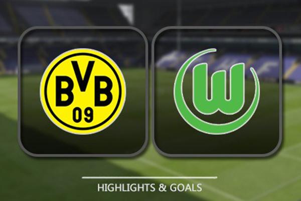 Prediksi Pertandingan Sepakbola Borussia Dortmund vs Wolfsburg
