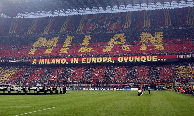 AC Milan Tegaskan Mereka Tak Berniat Tinggalkan San Siro