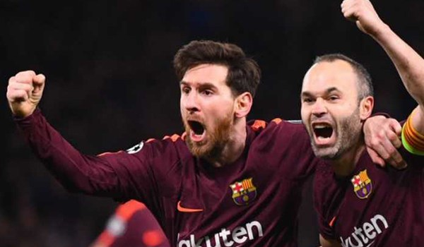 Ernesto Valverde Akui Latih Barcelona Ringan Karena Lionel Messi