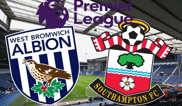Prediksi West Bromwich vs Southampton 03 Februari 2018
