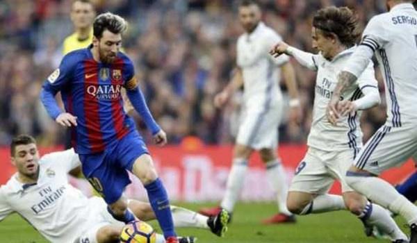 Barcelona Bisa Amankan Gelar Juara di El Clasico