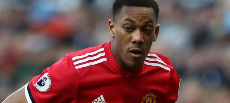 Manchester United Siap Untuk Memperpanjang Kontrak Anthony Martial