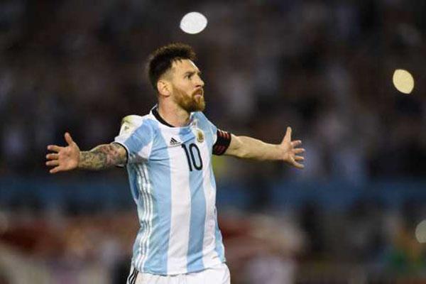 Pemain Manchester City Ungkap Hasrat Terbesar Lionel Messi