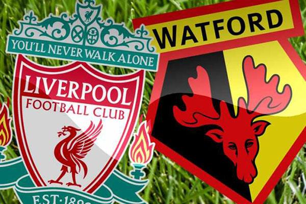 Prediksi Pertandingan Sepakbola Liga Inggris Liverpool VS Watford