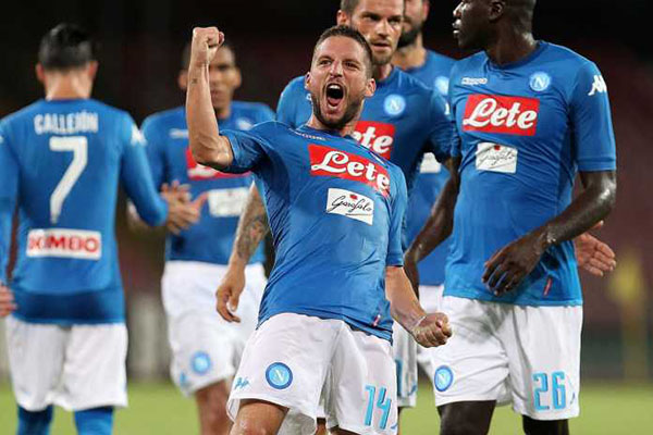 Prediksi Pertandingan Sepakbola SerieA Napoli VS Genoa