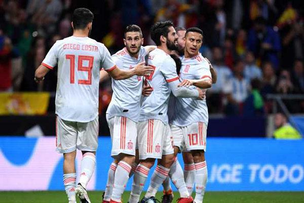 Terbukti Argentina Menderita Tanpa Lionel Messi Ungkap Diego Costa