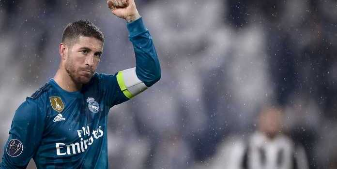 UEFA Tidak Ambil Pusing Soal Sergio Ramos di Real Madrid