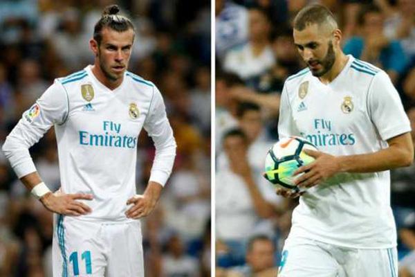 9 Pertandingan Penentu Nasib Karim Benzema dan Gareth Bale