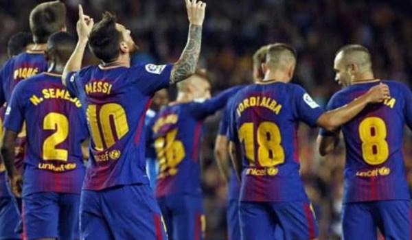 Barcelona Satu Satunya Tim Tak Terkalahkan di Eropa Musim Ini