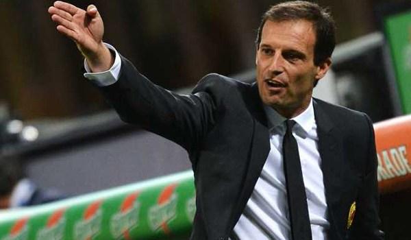 Bos Juventus Massimiliano Allegri Ogah Kibarkan Bendera Putih