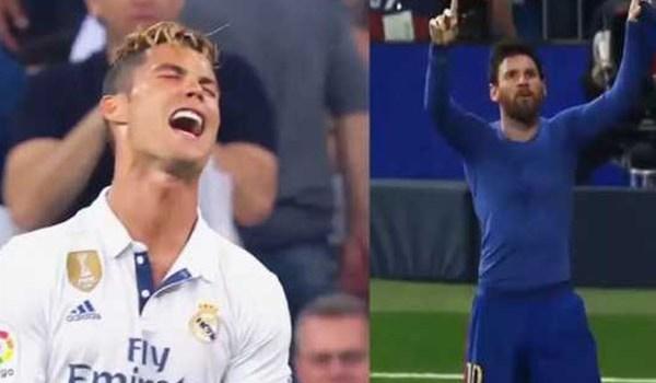 Cristiano Ronaldo Bisa Ngambek Lihat Pendapatan Lionel Messi
