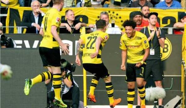 Laporan Pertandingan Sepakbola Dortmund VS Bayer Leverkusen