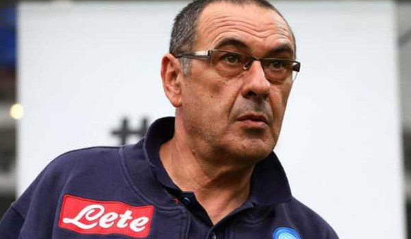 Maurizio Sarri Pesimis Napoli Menang Lawan Juventus