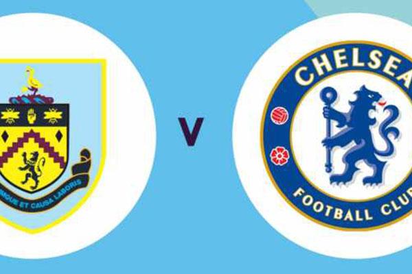Prediksi Pertandingan Sepakbola Liga Inggris Burnley vs Chelsea